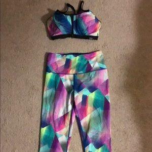 🌵 VS knockout Sport SET - bra and crop tights